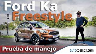 Ford Ka Freestyle 2019 Test drive | Hora de aventura
