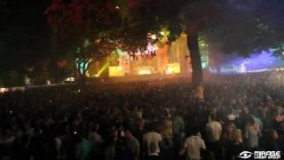 Matrixx @ The Park 2010 - Eindshow | Mirage Laser Group