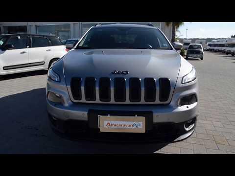 Jeep Cherokee Night Eagle 200cv 4x4