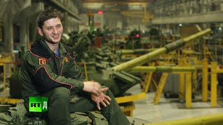 Tanks Born in Russia (E8) Tank's trial engine run & a perfect job for a man thumbnail