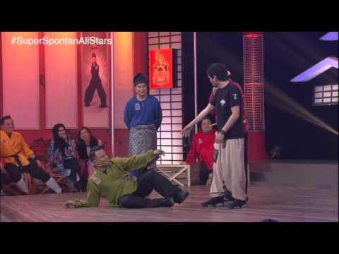 Super Spontan All Stars Minggu 5 - Muzik Video Spontan (KungfuKipidap)