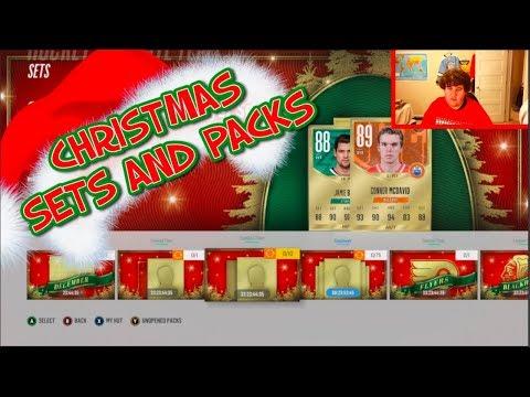 CHRISTMAS SETS AND PACKS!!!!