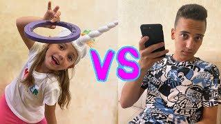 ДІТИ vs ПІДЛІТКИ Реакція Челлендж