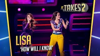 Lisa Michels & Romy Monteiro - How Will I Know | It Takes 2