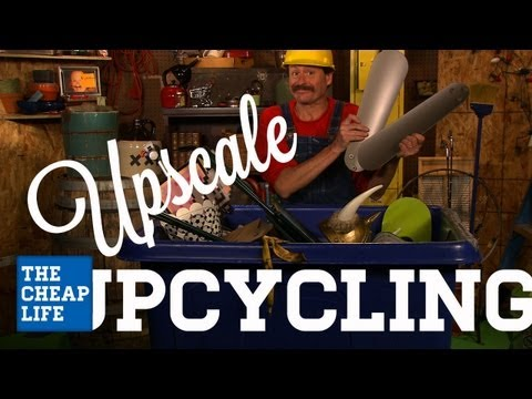 The Art of Upcycling | The Cheap Life with Jeff Yeager | AARP
