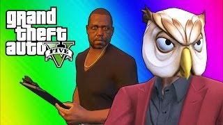 GTA 5 Online Funny Moments -  Bahama Mamas Nightclub Secret Location! (GTA 5 Glitch) thumbnail