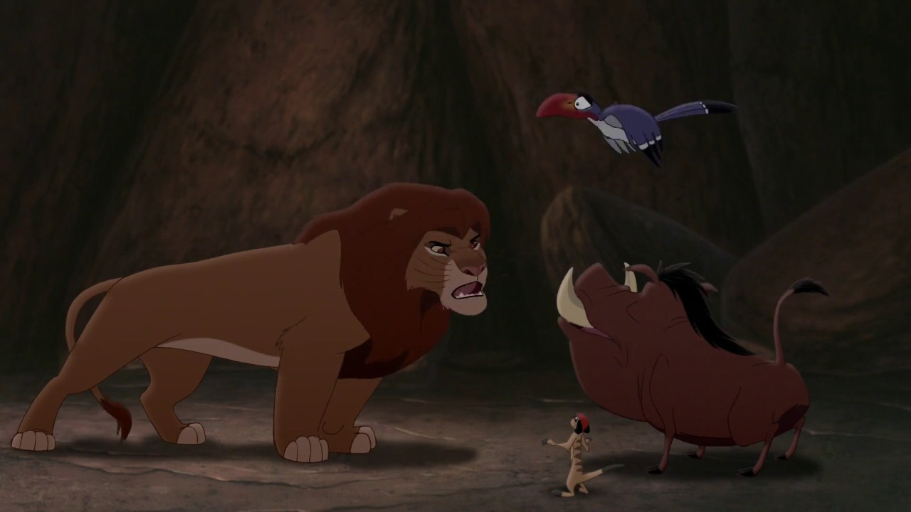 Download The Lion King 2: Simba's Pride (1998) Best Scene Part 660