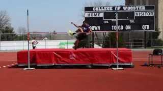 Best High Jump Practice So Far