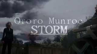 Ororo Munroe : Storm, goddess of Sky