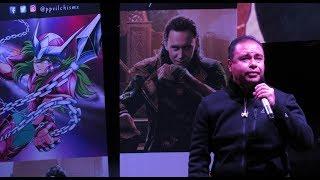 Pepe Vilchis la voz de Shun de Andrómeda, Neji Hyuga, Loki, Clayton Carmine...