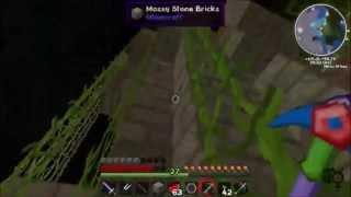 Sky castle 08 . minecraft mod gameplay .To the sky