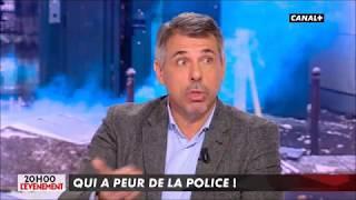 QUI A PEUR DE LA POLICE !