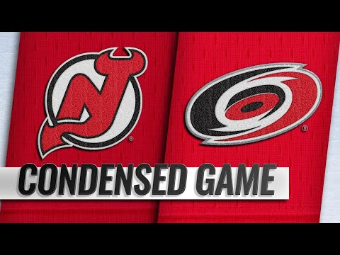 11/18/18 Condensed Game: Devils @ Hurricanes