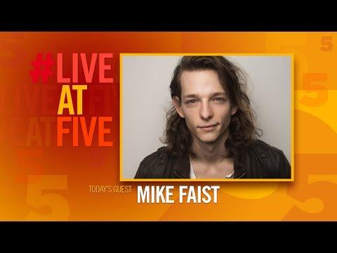 Broadway.com LiveatFive with Mike Faist of DEAR EVAN HANSEN