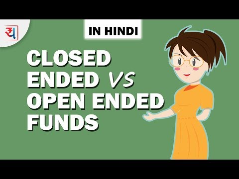 Open Ended and Closed Ended Mutual Funds in Hindi | What is Mutual Funds | Mutual Funds Investments