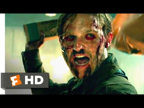 Overlord (2018) - Escaping the Nazi Base Scene (10/10) | Movieclips
