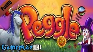 Peggle Deluxe Gameplay (PC HD)