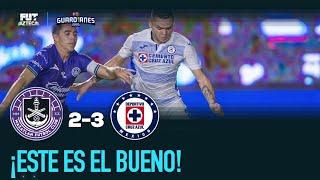 Mazatlán 2-3  Cruz Azul | Resumen y gol | Guardianes 2020 Liga MX mov mo