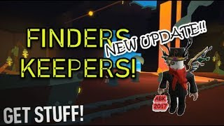 Roblox Finders Keepers! UPDATE!!