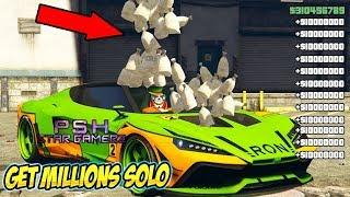 GTA 5 MONEY GLITCH - Unlimited Solo Money Glitch 1.48 *GTA 5 Online*