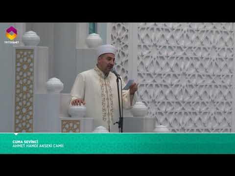 """Cuma Hutbesi - """"Cihâd: Allah Yolunda Canla Ve Malla Mücadele"""" - 16 Şubat 2018"""