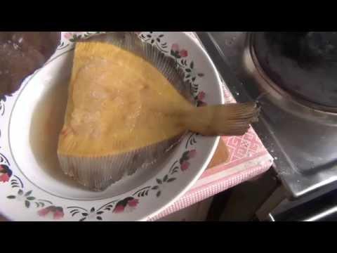 Рецепт: Жареная рыба под овощным маринадом на