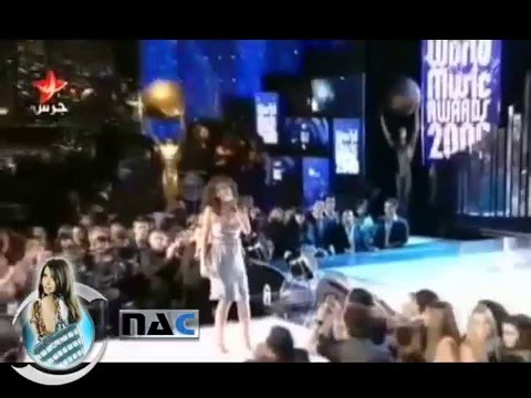 Nancy Ajram World Music Award Performance2