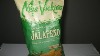 Miss Vickie's Jalapeno Kettle Chips | Spicochist Reviews