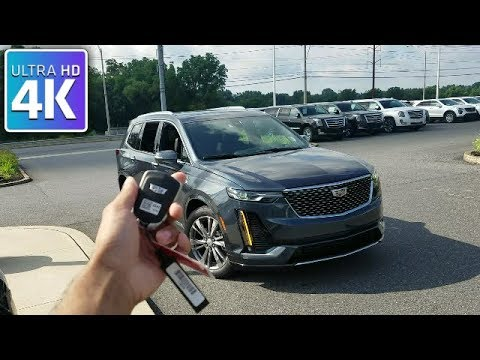 2020 CADILLAC XT6 4K - NEWEST LINCOLN COMPETITOR -  IN DEPTH PREMIUM LUXURY INTERIOR & FEATURES