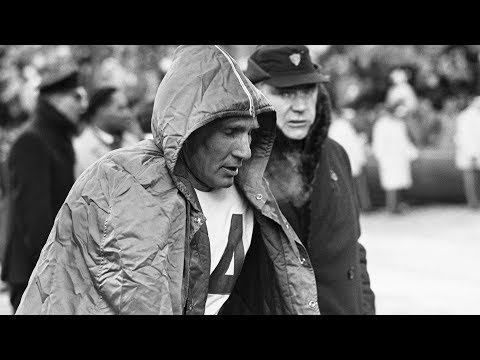 Y.A. Tittle & the 1963 NFL Championship Game | Giants vs. Bears | NFL Films Presents