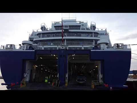 DFDS King Seaways Commodore Deluxe Cabin Tour