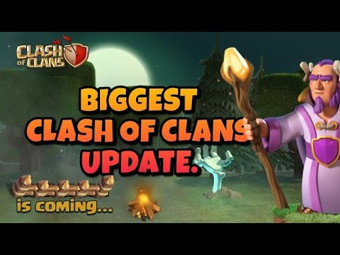 CLASH OF CLANS UPDATE- change name, copy village layout, cc sleep mode & many more|| CHECK OUT!!