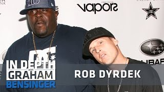 "Rob Dyrdek on his fallout with ""Big Black"""