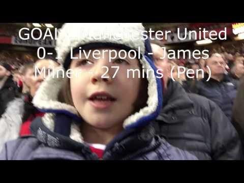 Manchester United v Liverpool - Premier League - Old Trafford - 15.01.2017