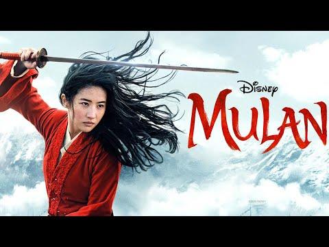 MULAN, da Disney   Novo Spot Legendado