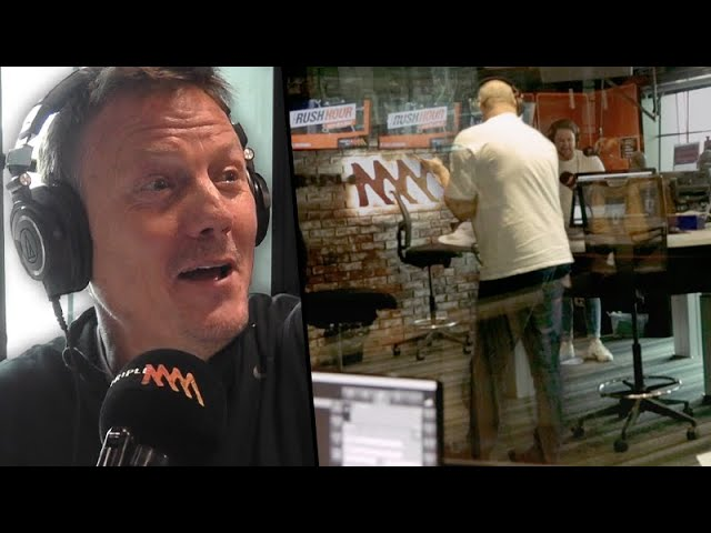 Billy Brownless's Unbelievable Dancing Joke | Rush Hour with JB & Billy | Triple M