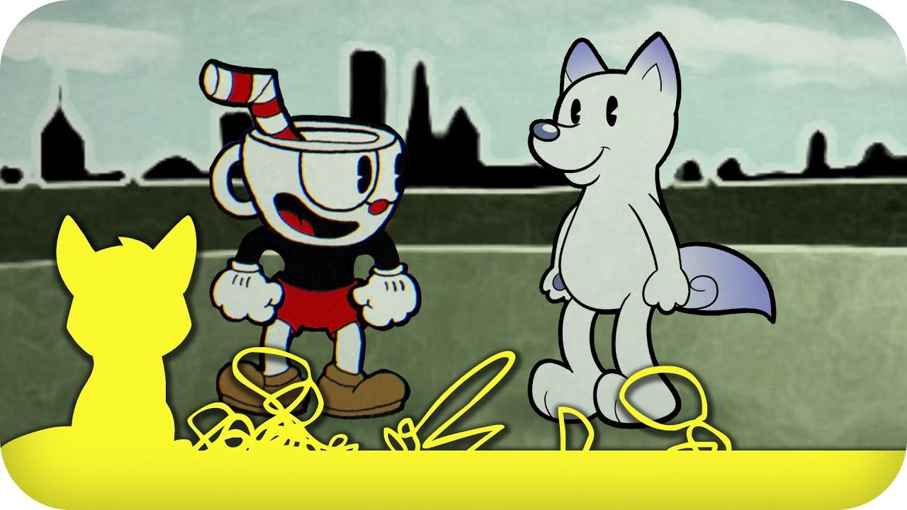 How to Animate like Cuphead , Rubber Hose [Scribble Kibble 85]