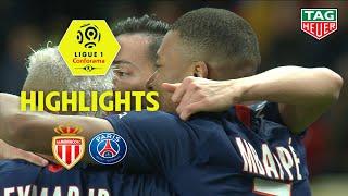 As Monaco - Paris Saint-germain   1-4   - Highlights -  Asm - Paris  / 2019-20