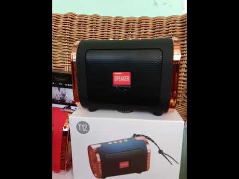 Review Speaker Bluetooth JBL T12 🔊🔊