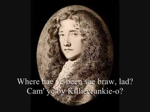 The Corries - The Braes O' Killiecrankie (with lyrics)