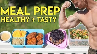 BEST MEAL PREP | EASY, HEALTHY & TASTY | Jon Venus
