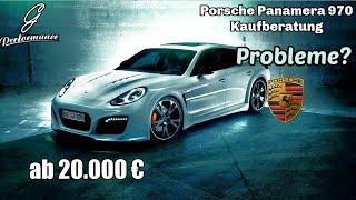 Porsche Panamera 970 Kaufberatung - typische Mängel | G Performance