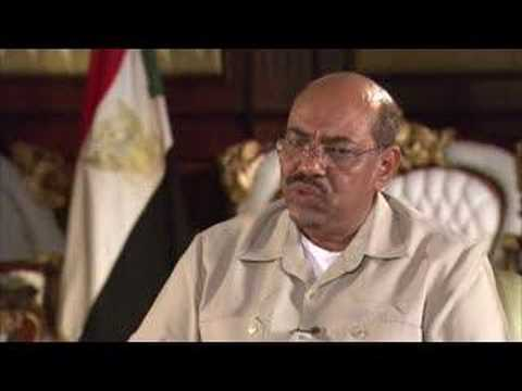 Frost Over the World - President Omar al-Bashir - 20 June 08