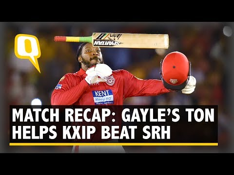 Match Recap: Kings XI Punjab Beat SRH by 15 Runs | The Quint