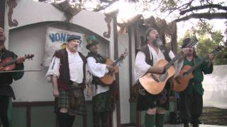 """Mingulay Boat Song"" ~  by Three Pints Gone with guests Celtic Mayhem ~ 2011 Camelot Days"