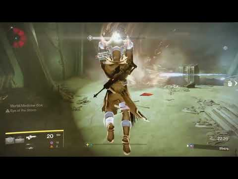 Repeat Destiny 2, Nightfall 100k, No Exotics, Hunter