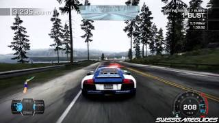 Need for Speed Hot Pursuit - Walkthrough Part 64 - Charged Attack