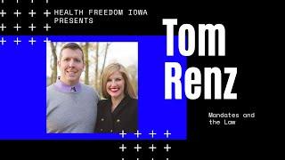 Joni interviews attorney Tom Renz