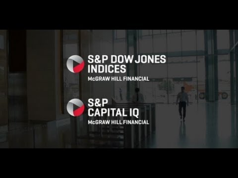 About S&P Capital IQ and S&P Dow Jones Indices