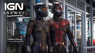Ant-Man and the Wasp Will Have 'Elements' Tying Into Avengers: Infinity War - IGN News